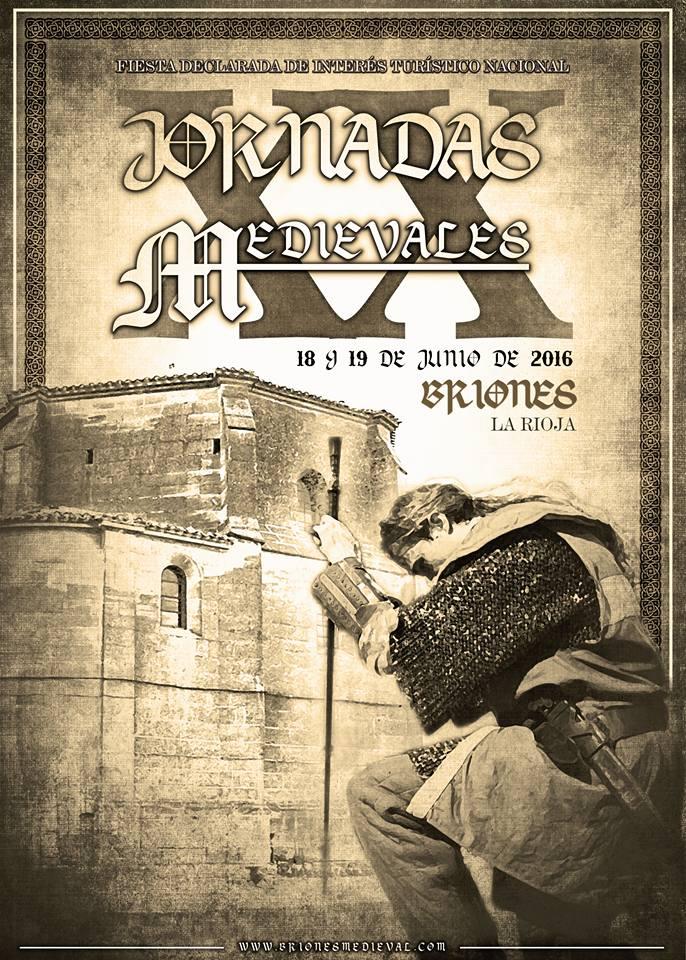 Cartel Medievales